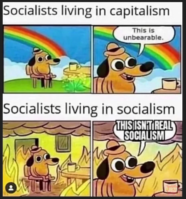 mem komunizm/socjalizm