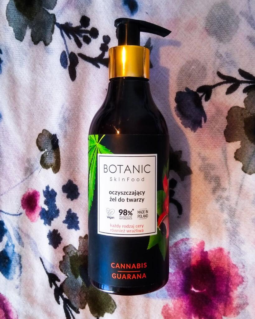 botanic skinfood zel do twarzy